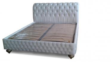 Nepal Capitone bed κρεβάτι καπιτονέ