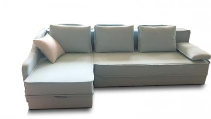 QUATTRO  corner sofa με αποθηκευτικό χώρο